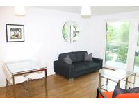 +Be the 1st to live in this stylish 1 bed apartment w/ separate bath and walk in shower + parking