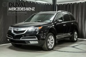 2013 Acura MDX ELITE+GPS+CAMERA+BLUETOOTH