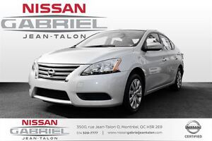 2014 Nissan Sentra S ONE OWNER/LOW MILEAGE/