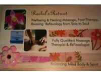 Experienced Professional Reflexologist and Massage Therapist