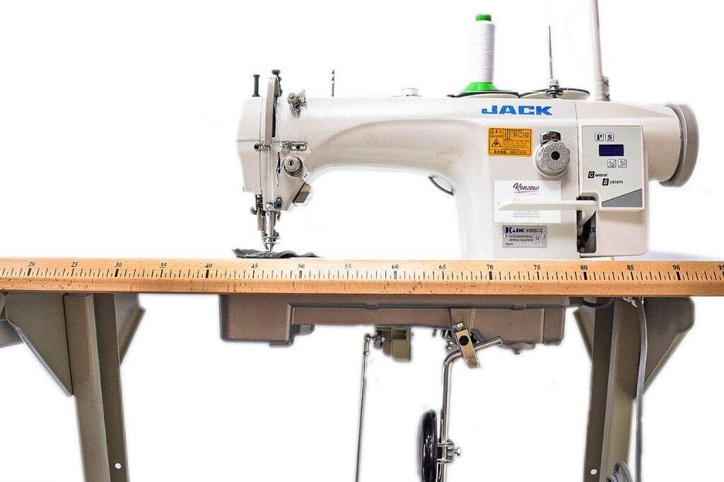 Industrial Sewing Machine Jack Jk 6380 Bc Q Walking Foot Direct