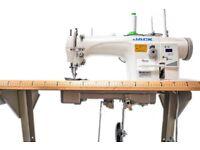 Industrial Sewing Machine JACK JK-6380 BC-Q Walking Foot, Direct Drive, Lockstitch,