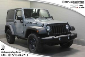 2014 Jeep Wrangler Sport Bluetooth - Freedom TOP -  Alloy Wheels