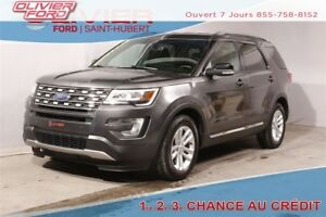 2017 Ford Explorer XLT BLUETOOTH CAMERA ENS REMORQUE