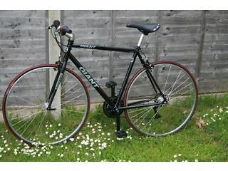 """Giant flat bar road bike bicycle 20"""""""
