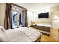 Modern two bed flat in Pimlico Bills included
