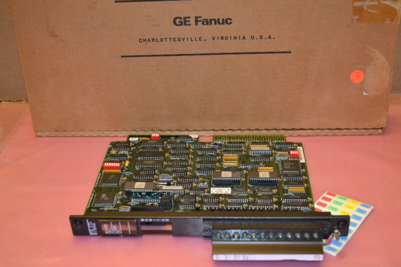 GE General Electric Bus Control IC660CBB902K NEW