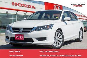 2013 Honda Accord LX (CVT)