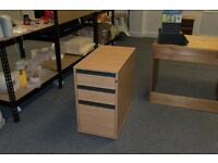 Wooden draws / storage