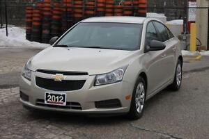 2012 Chevrolet Cruze LS | AC | ONLY 57K | CERTIFIED