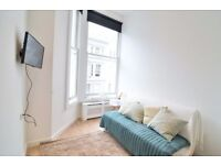 -WONDERFUL STUDIO AVAILABLE FOR 3 MONTHS IN WEST KENSINGTON, ALL BILLS INCLUDED