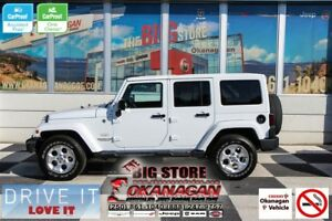 2015 Jeep WRANGLER UNLIMITED Sahara, No-Accidnets! MINT!!!