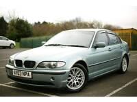 BMW 320 D M Sport Diesel saloon 112k miles 12m MOT bargain