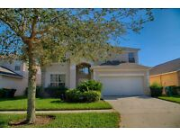 Berni's Home from Home 7 bed 4.5 bath Villa on the Gated Emerald Island Resort Kissimmee