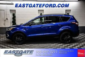 2017 Ford Escape Titanium with Sport Pkg
