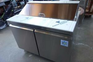 BRAND NEW ICE COLD EQUIPMENT - 4 Foot, 5 Foot, 6 Foot, Salad & Pizza Prep Tables