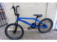 bike REDLINE bmx 20inch wheel