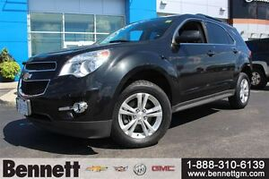 2013 Chevrolet Equinox 2LT - V6 AWD with Heated Leather seats+ R