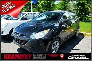 2012 Hyundai Tucson GL - AIR CLIM - BLUETOOTH - DEM. DISTANCE -