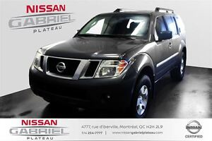 2012 Nissan Pathfinder 4WD, NAVI,CAMERA, 7 PASSAGER,MAGS,AUTO, G