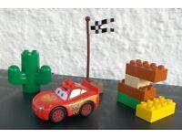 Lego Duplo Lightening McQueen