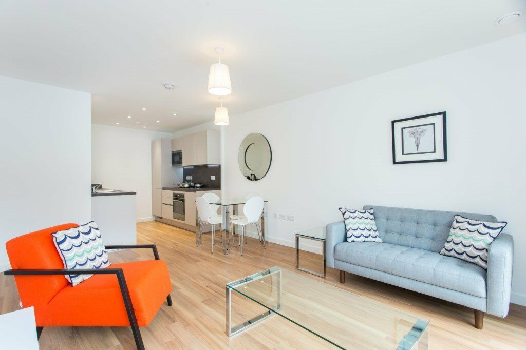 LUXURY 1 BED GREENLAND PLACE SE16 SURREY QUAYS CANADA WATER BERMONDSEY CANARY WHARF