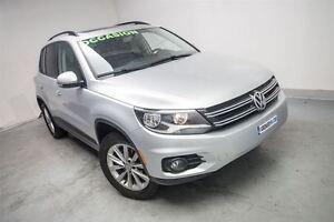 2012 Volkswagen Tiguan 4MOTION+COMFORTLINE