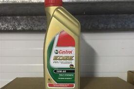 Castrol Engine Oil (Edge FST 10W/60)