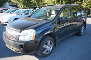 2008 Chevrolet Equinox LS EDITION ÉQUIPE CANADA MAGS 17 CRUISE A