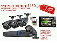 CCTV , burglar alarms, fire alarms, access control, supply and fitting