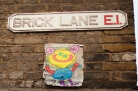 ***DOUBLE ROOM - Spitalfields / Brick Lane / EAST LONDON ♥, E1, Zone 1