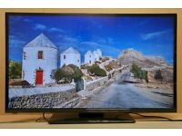 """LG 42"""" LE4900 LED LCD TV with Free view HD 1080 4x HDM +USB Connectivity. £250"""