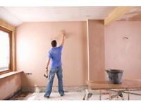 Qualified plasterer covering Harrogate, York and Leeds