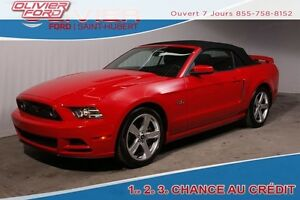 2014 Ford Mustang GT RWD CUIR MAGS BLUETOOTH A/C