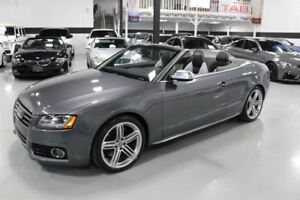 2012 Audi S5 CAB | NAV | BACKUP | LANE ASSIST