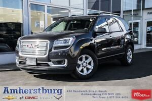 2015 GMC Acadia AWD - 7-PASSENGER, COLOUR TOUCH SCREEN & MORE!