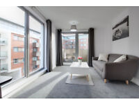 granville street one bed apartment