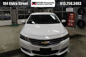 2016 Chevrolet Impala 2LT V6 Bluetooth and Back up Camera