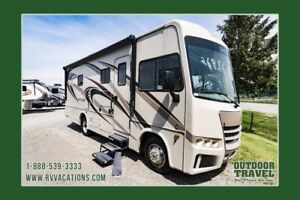 2017 FOREST RIVER Georgetown 24W3 Class A Motorhome