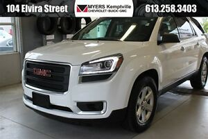 2016 GMC Acadia SLE2 Sunroof Tow Pkg. Backup Camera AWD!