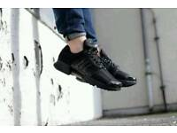 Adidas ClimaCool Black Size 8 UK not Nike Puma Reebok Clima Cool Running Trainers.