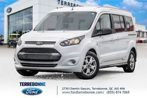 2015 Ford Transit Connect XLT 8 passager