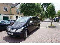 Mercedes-Benz Vito 2.1 113CDI BlueEFFICIENCY Traveliner 9 seats 2014