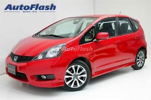 2012 Honda Fit Sport * m5 * Bleutooth * Full *