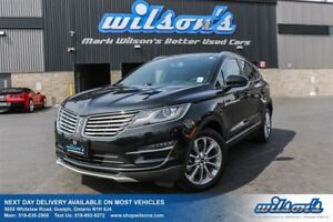2015 Lincoln MKC AWD! LEATHER! NAVIGATION! HEATED SEATS! BLIND S