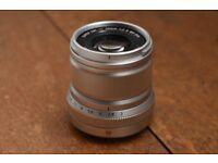 Fujifilm XF50mm lens SWAP (Fuji XF-50 Fujinon)