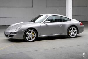 2006 Porsche 911 Carrera 4S - X51 Power Kit / PCCB / Sport Exhau