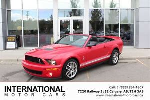 2008 Ford Mustang GT500! BLOWOUT PRICING!!
