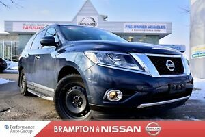 2014 Nissan Pathfinder SL *7 Passenger,Leather,Heated seats*