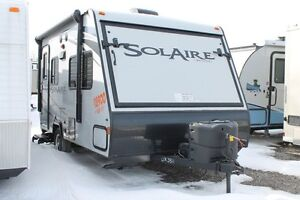 2015 Forest River Solaire 147X Hybrid